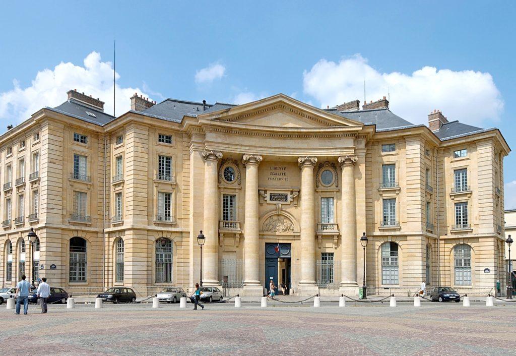 FUNGLODE France y el IGLOBAL firman acuerdo de colaboración con la Asociación de la Escuela de Derecho de la Sorbona, Universidad Paris I