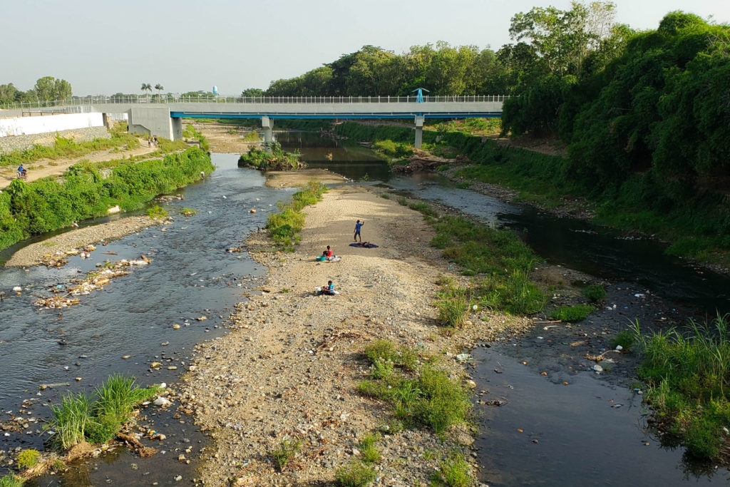 Río Masacre, foto por: Marvin del Cid